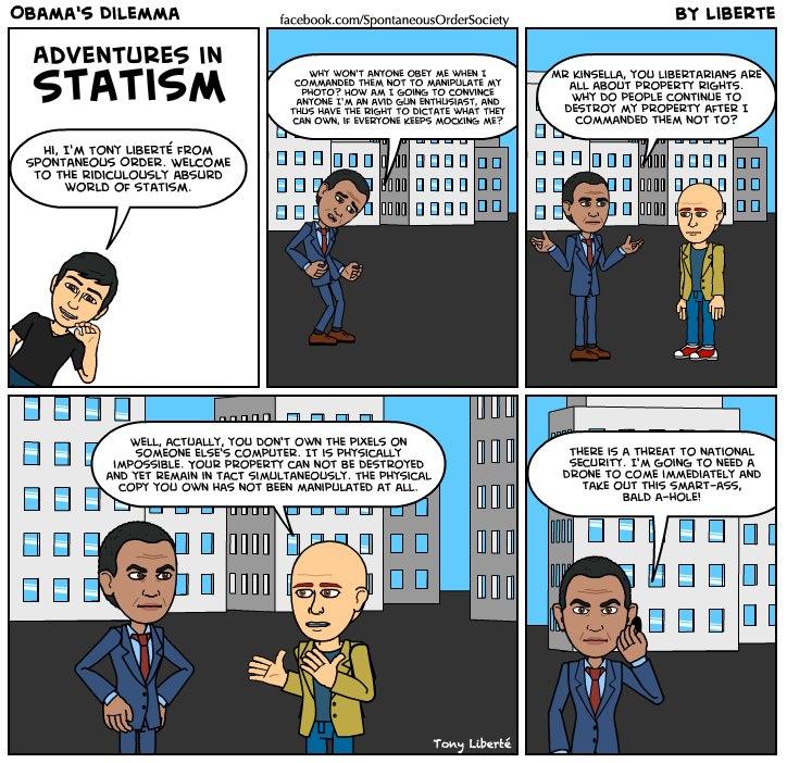kinsella-obama cartoon
